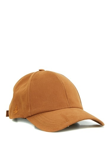 Beymen Club Beymen Club  Logo Nakışlı Kadın Şapka 101625771 Kiremit